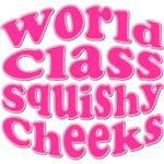 Pink Squishy Cheeks