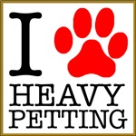 I Paw Heavy Petting