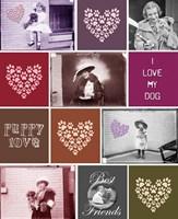 Vintage Puppy Love
