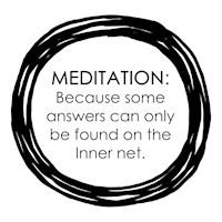 Meditation Inner Net Enso