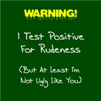Test For Rudeness