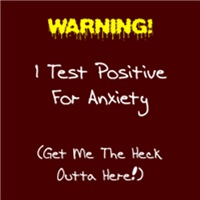 Test For Anxiety