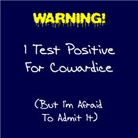Test For Cowardice