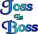 Joss is Boss 1