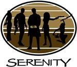 Serenity Silhouette 2
