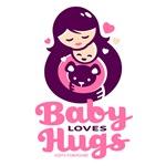 Baby Loves Hugs