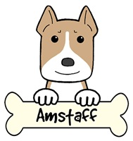 American Staffordshire Terrier T-Shirts and Gifts