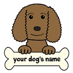 Personalized American Water Spaniel