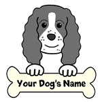 Personalized English Springer Spaniel