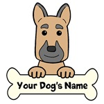 Personalized German Shepherd