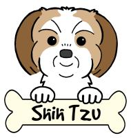 Shih Tzu Cartoon T-Shirts and Gifts