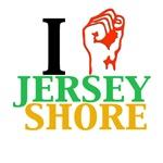 I fist Jersey Shore