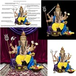 Ganesha - Hindu God of Success and remover of all obsticals