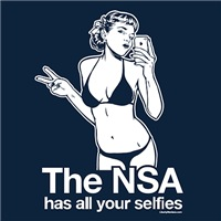 The NSA Has Your Selfies