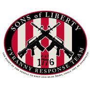 Sons of Liberty Tyranny Response Team