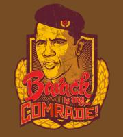 Barack Is My Comrade