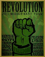 Revolution Middle East Tour