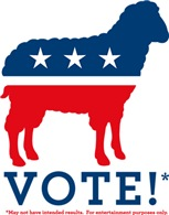 Sheep Vote!