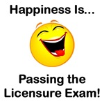 Happiness is Licensure
