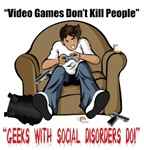 Video Games Don't Kill People...