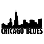 Chicago Blues (Chicago Skyline)