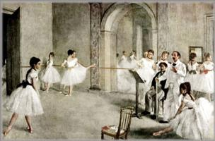 Ballet Practice