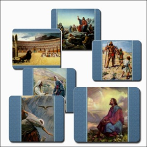 Mouse Pads - Old Masters