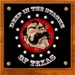 Texas Mustache