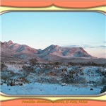 Franklin Mountain Sunrise