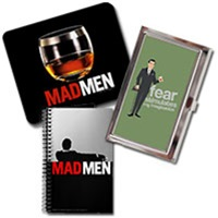 Mad Men Office Decor