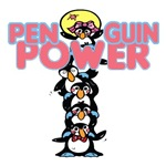 Penguin Power Penguin Stack