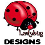 Cute & Pretty Ladybug Designs