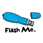 Flash Me Flash Drive Design