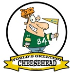 WORLDS GREATEST CHEESEHEAD