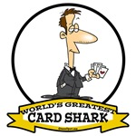 WORLDS GREATEST CARD SHARK