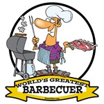 WORLDS GREATEST BARBECUER MEN