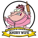 WORLDS GREATEST ANGRY WIFE CARTOON