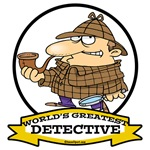 WORLDS GREATEST DETECTIVE III CARTOON