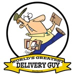 WORLDS GREATEST DELIVERY GUY CARTOON