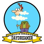 WORLDS GREATEST DAYDREAMER CARTOON