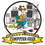 WORLDS GREATEST COMPUTER GEEK MEN
