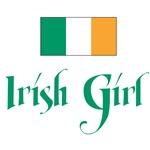 Irish Girl Flag