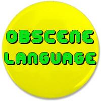 Foul Language: T shirts, Gifts & Apparel