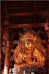Indoor Golden Budha Temple