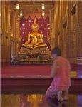 Prayer at the Shrine