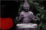Bronze Budha Statue