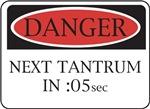 Danger Tantrum