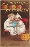 A Thrilling Hallowe'en