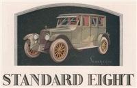 Standard Eight Sedanette