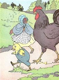 Three Fowl